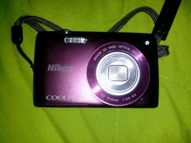 Camara nikon coolpix s4300