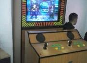 Videojuegos vendo o alquilo maquina de 33 pulgadas