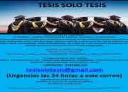 TESIS SOLO TESIS EN COLOMBIA