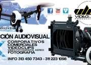Produccion Audiovisual, Grabacion de Video, Ultra HD, 4K