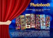 Cabina fotográfica - photobooth