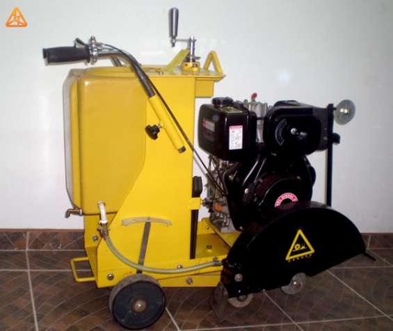 Cortadoras de piso a gasolina diésel o eléctricas disponibilidad inmediata