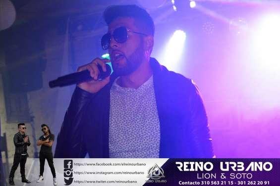 show de reggaeton champeta hora loca urbana ru