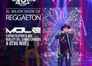MOLE A OTRO NIVEL el mejor show de Bogota y Toda Colombia