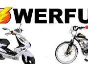 BICICLETAS ELECTRICAS - POWERFUL BICYCLES