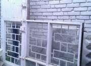 Urgente vendo una ventana y una puerta ventana