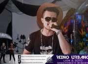 Show de reggaeton en bogota - Reino Urbano -  Reggaeton party