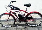 Mecanico de bicicletas a gasolina y electricas