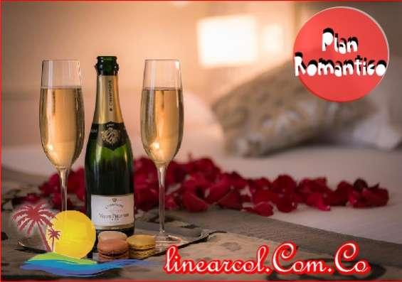 Plan romantico en fuquene aniversarios