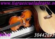 Clases de violín chia