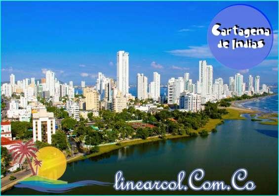 Cartagena para disfrutar con linearcol