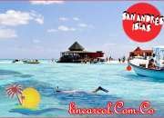 san andres linearcol planes hoteles eventos