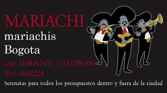 Mariachis bogota serenatas precios economicos