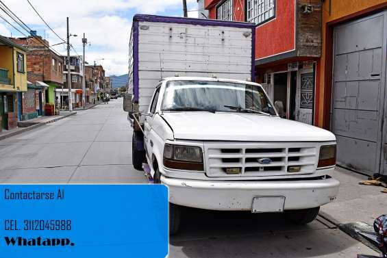 Camioneta ford 350 modelo 93
