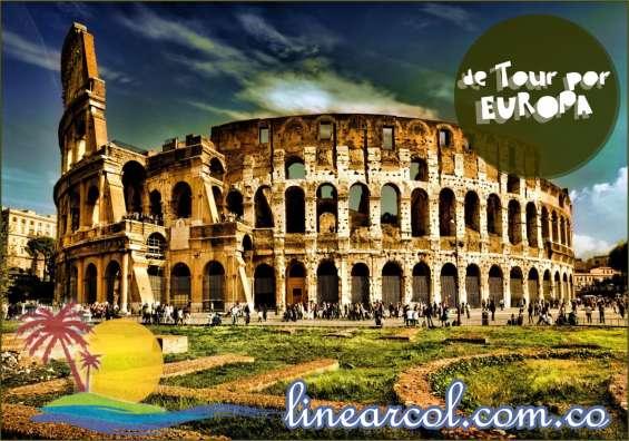 Excursiones y viajes por europa