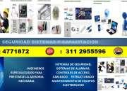servicio técnico de cámaras de seguridad Bogotá 4771872