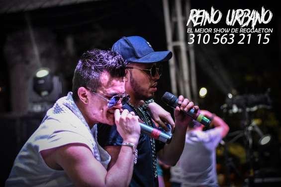 Show reggaeton bogota