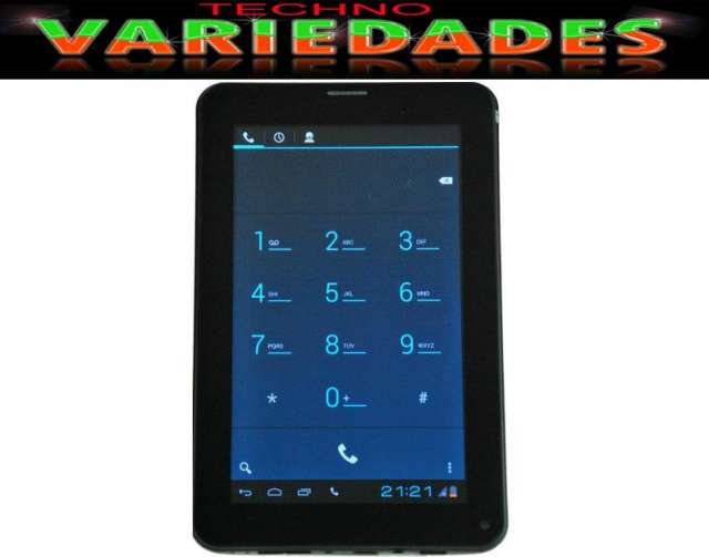 3510fefa966 Tablet 7 celular simcard nuevas codensa visa master wifi hd android 4.2  doble camara 8gb