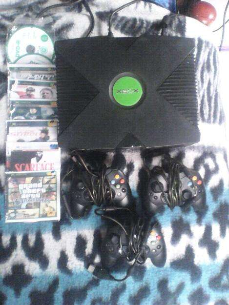 Xbox clásico buen estado