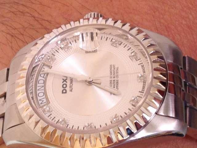 694dc64c91fa Reloj doxa automático con diamantes. Guardar. Guardar. Guardar. Guardar