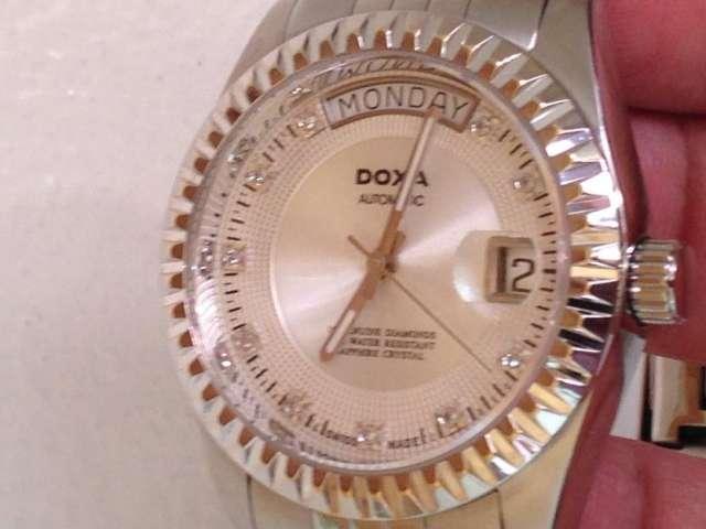 d471e633e6ce Reloj doxa automático con diamantes en Cali - Joyas