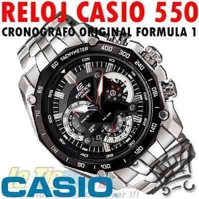 c8af96048836 Relojes casio edifice formula 1 nuevos codensa visa matercard falabella  100m en Cali - Joyas