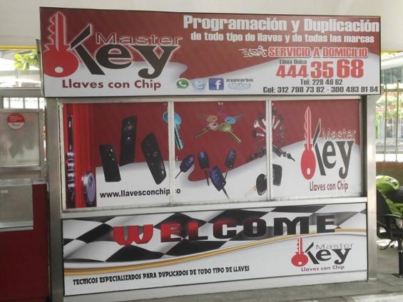 Master key llaves con chip