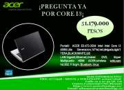 ACER E5-473-35X4, INTEL CORE I3 4005U, HDD 1T, RAM 4GB, 14