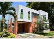 Casa en venta  en condominio guaduales de alfaguara. área 131 m2,