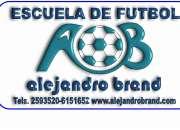 Escuela de futbol alejandro brand