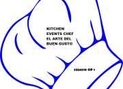 Kitchen Events Chef Eventos