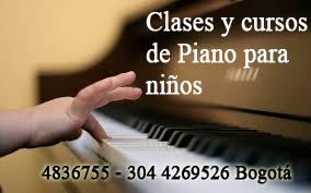 54. clases de piano para niños