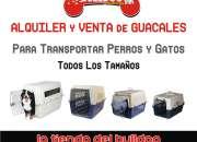Alquiler y Venta de Huacal - Guacal para Mascotas!! en Medellín