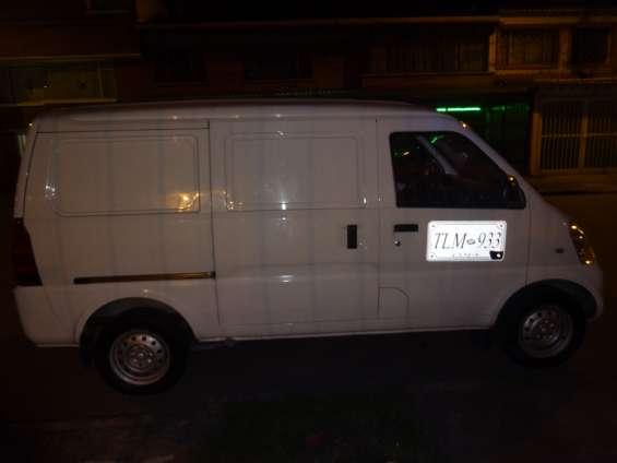 Alquilo camioneta van n300 modelo 2012