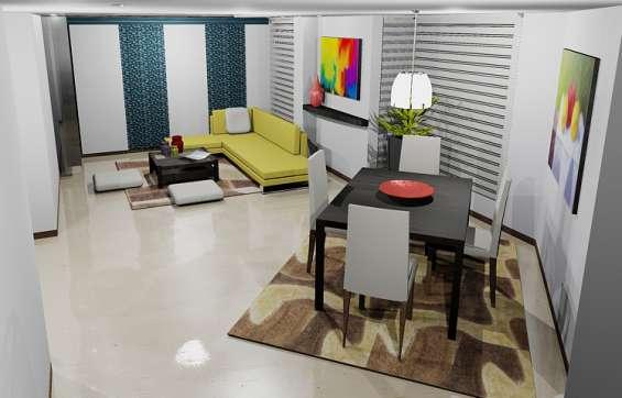 Diseño interior, remodelaciones, arte integral, decoración ilustrador decorador en bogotá