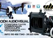 Produccion Audiovisual, Grabacion de Video, Ultra HD, 4K