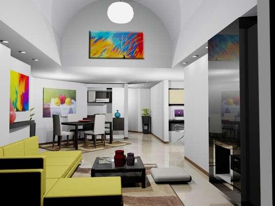Diseño interior profesional, decoradores integrales, remodelaciones de lujo en bogota