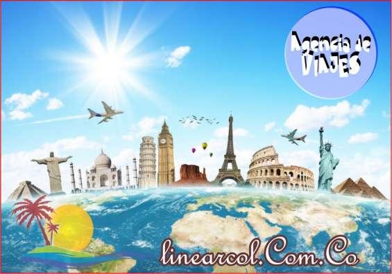 Viaja y conoce con linearcol agencia de viajes