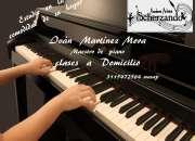 Clases  de  piano  al  norte
