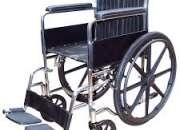 alquiler sillas de ruedas servicio 24 horas