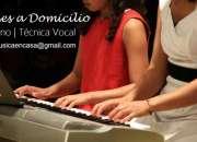 Profesor(a) de piano a domicilio | clases para todas las edades bogotá