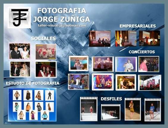 Camarografo, fotografo, videos, seminarios, congresos, ferias,