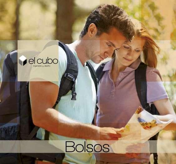 Morrales, maletas, bolsos, tulas, bolsas ecológicas, promocionales publicitarias