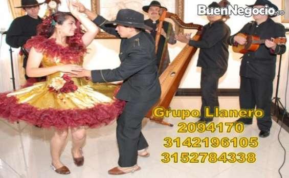 Serenatas llaneras bogota 3142196105