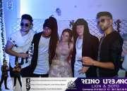 Grupo De Reggaeton - Super Show - Cantantes Con Bailarines
