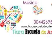 Clases de música en Bogota