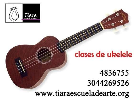 Aprende a tocar ukelele - clases