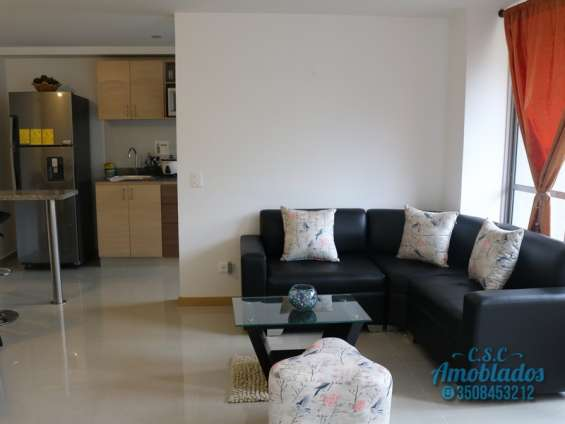 Alquiler de apartamentos amoblados código. ap63 (sabaneta)
