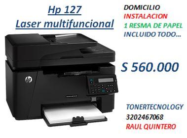 Venta de impresoras en bogota a domicilio