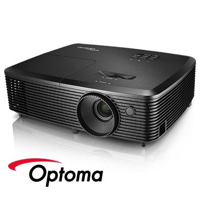 Proyector optoma s341 3d svga 3500 lumens dlp videobeam